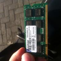 Apotop DDR2-800 Sodimm 2GB Second Mantap