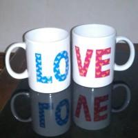 2 Mug Couple Love