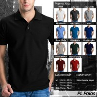 Polo Polos, Kaos Polo, Polosan, Pique, Cotton Pique