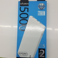 POWER BANK VIVAN 5000MAH