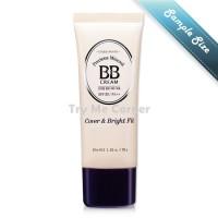 Etude House - Precious Mineral BB Cream Cover & Bright Fit (Sample)