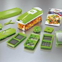 Jual Alat Pemotong Buah Dan Sayuran / Nicer Dicer Plus ( Perlengkapan Rumah Murah