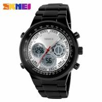 jam tangan wanita pria original SKMEI Casio Sport LED WR