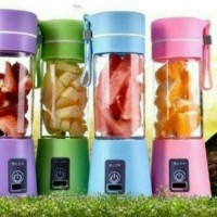 Jual usb juicer blender rechargeable portable jus buah Murah