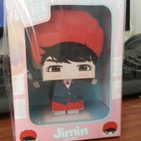 BTS Jimin Ver. Young Forever Papertoy