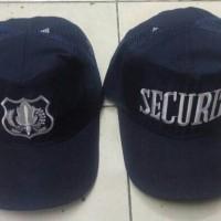 topi larici standar security satpam