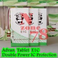 harga Baterai Advan Tablet E1c T1j E1b 1a T1h Rakkipanda Double Power Tokopedia.com