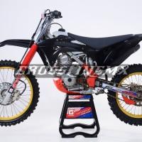 Body Set GORDON HITAM / Gordon's / PnP KLX Dtrackers 150 / BODY KX 250