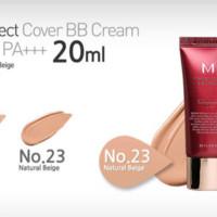 MISSHA m perfect cover bb cream #23 20ml