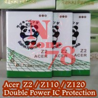 BATERAI ACER Z2 Z120 RAKKIPANDA DOUBLE POWER PROTECTION