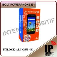 harga Unlock Hp android murah POWER PHONE 4 G BOLT E1, UNLOCK ALL 4G DAN 3G Tokopedia.com