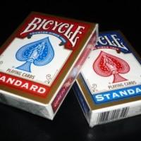 Kartu: Paket Bicycle Standard 3 PC + Card Trainer Transparan