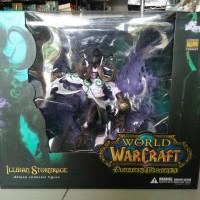 PVC Figure Illidan Stormrage Warcraft Blizzard DC Unlimited NEW MIB