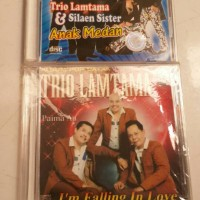 CD trio lamtama 2disc original