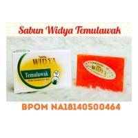 Widya Whitening Soap Temulawak - Sabun Widya BPOM
