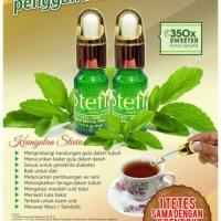 Jual STEFIA TRULLY SWEETENER (Alternatif Gula Alami) Stevia Murah