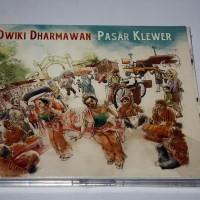 cd dwiki dharmawan : pasar klewer