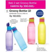 Jual Tupperware Groovy Bottle Eco 750 ml Tempat Minum Botol 750ml Murah