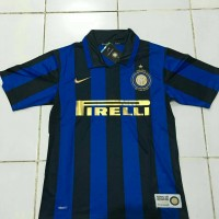 JERSEY RETRO INTER MILAN HOME CENTENARY 2008-2009