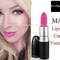 MAC lipstick Candy Yum Yum