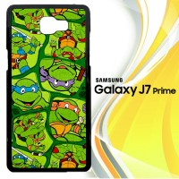 Teenage Mutant Ninja Turtles Collage Z1415 Casing HP Samsung Galaxy J