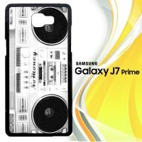 Vintage Boombox X0036 Casing HP Samsung Galaxy J7 Prime Custom Case