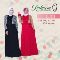 Gamis Rahnem GL 1331 / Dress Muslim Murah