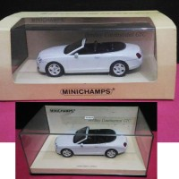 harga Minichamps Bentley Continental Gtc White Paul's Model Art Limited Tokopedia.com