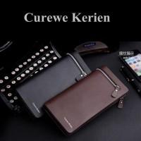 Curewe Kerien - Dompet Kartu Debit Kredit / Smartphone / Uang Kertas