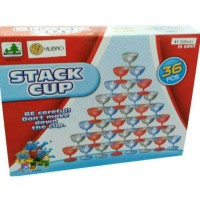 STACK CUP GAME / UNO STACKO