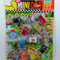 Mobil-mobilan Mini - Mainan Anak