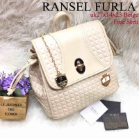 Tas Ransel Furla 3 In 1 Super Import Quality!