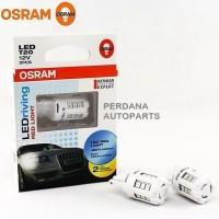 OSRAM T20 LED Red Light X2pcs