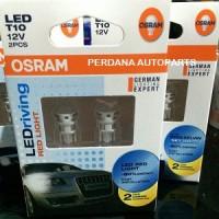 Lampu Rem LED Honda Vario 150 ESP - Osram T10 Red Light