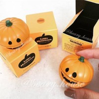 The Face Shop Pumpkin Lip Balm Happy Halloween Edition ( Faceshop )