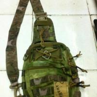 TAS SELEMPANG SLEMPANG ARMY MILITER TENTARA GUNUNG OUTDOOR Emerson Ori