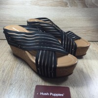 Sandal Wanita Hush Puppies Original 417 Black