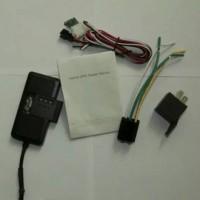 gps tracker TK110 Bisa matikan mesin dari HP