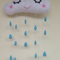 Jual gantungan awan..hiasan dinding awan..HANGING CLOUDS Murah