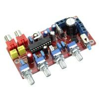 LM1036 Luxurious Volume Control Tone Board