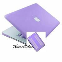 Case Macbook Pro 13 Inc Purple Cover Macpro Matte