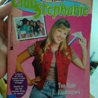 novel full house : club stephanie #4