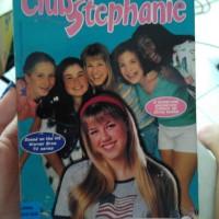 novel full house : club stephanie #2