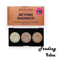 MAKEUP REVOLUTION Beyond Radiance Palette Original