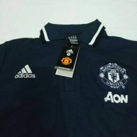 POLO SHIRTS CLUB BOLA GO 16/17 MANCHESTER UNITED DONGKER
