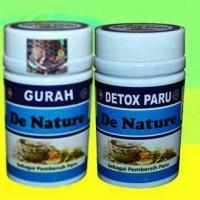 Obat Paru-paru Basah De Nature - Detox Paru dan Gurah Paru