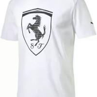 t shirt/baju/kaos/distro/polo/pakaian/pria puma ferrari