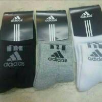 Kaos Kaki Running / Olahraga Grade ORI Import Adidas (pendek)