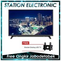 Toshiba 32L1600 LED TV + Bracket [32 Inch/New Series 2016]