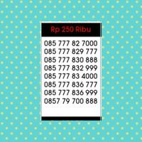 Nocan Im3(indosat)/Perdana murah rapi/Seri Triple/xxx 000-999#BSP$264
